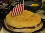 A patriotic feast.