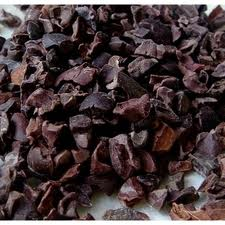 Cacao nibs  (Image from internet.)