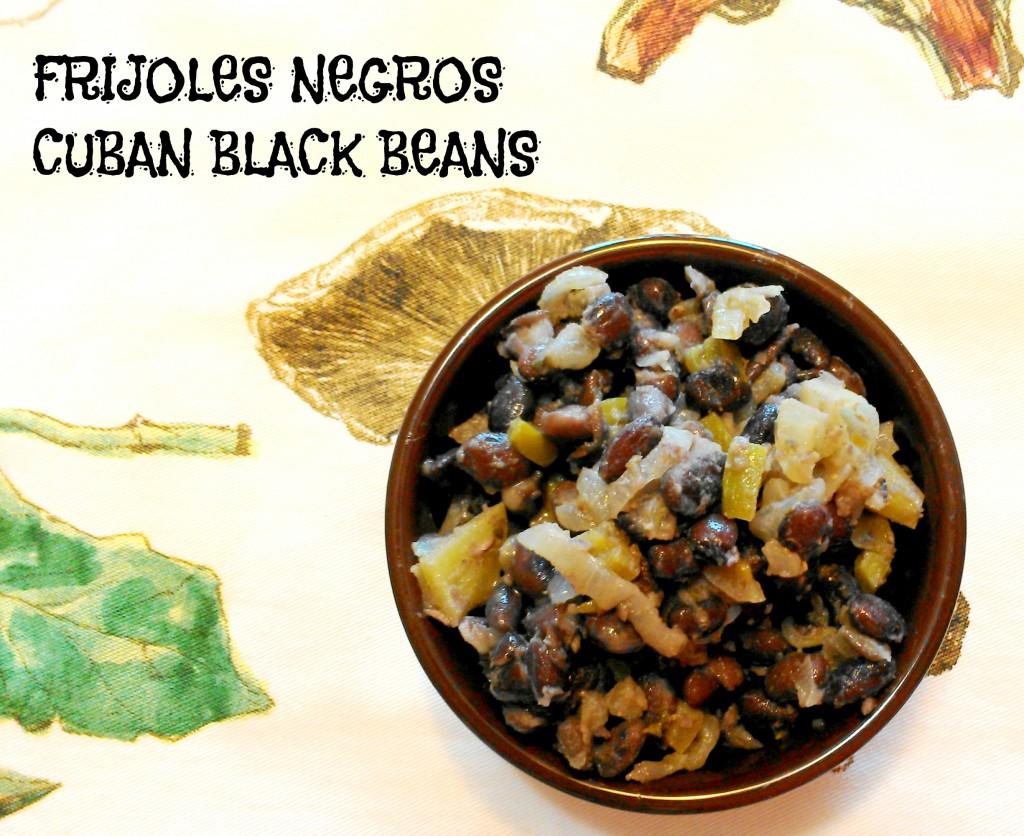 SRC black beans