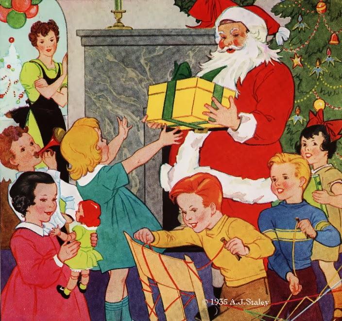 Kids.Santa