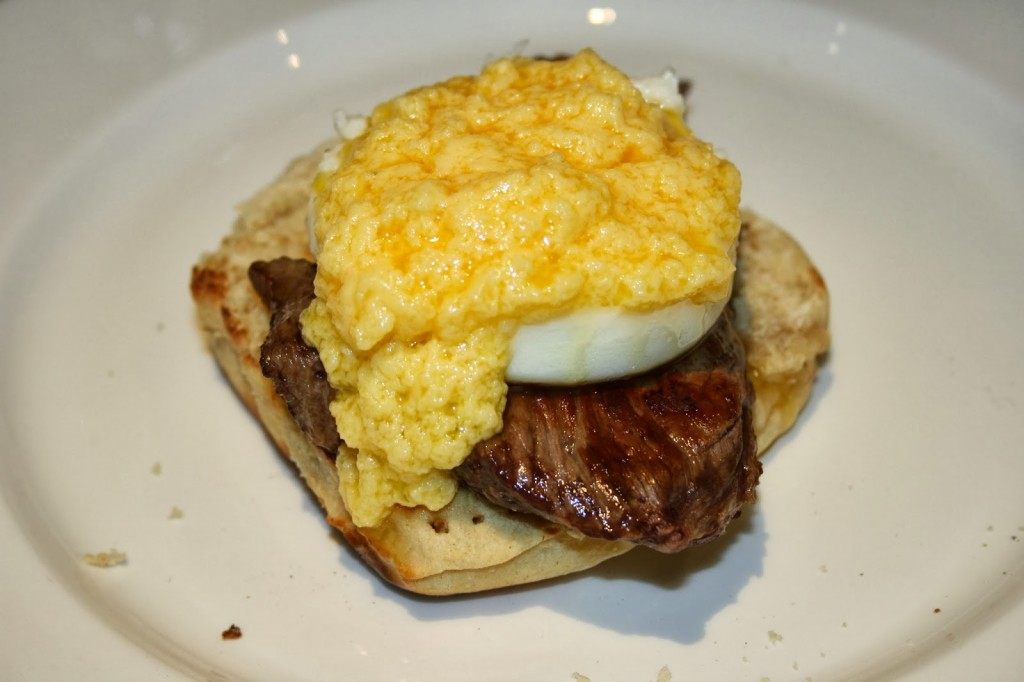 steak and eggs for fnf