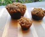 Banana Granola Chocolate Chip Muffins from Eliot's Eats
