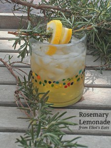rosemary lemonad