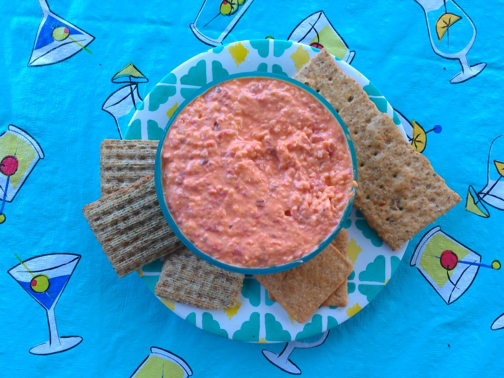 Smoky Pimento Cheese