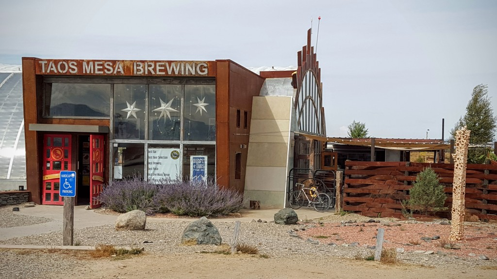 Taos Mesa Brewing