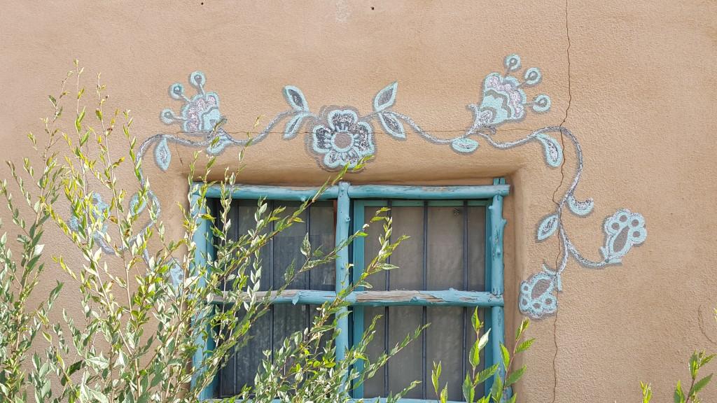 Rancho de Taos style.