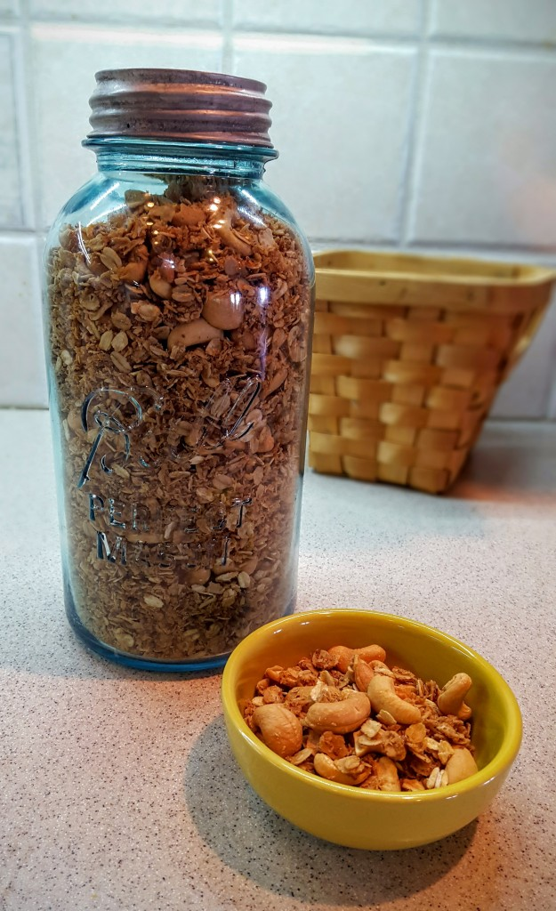 Company's Coming Granola from Eliot's Eats