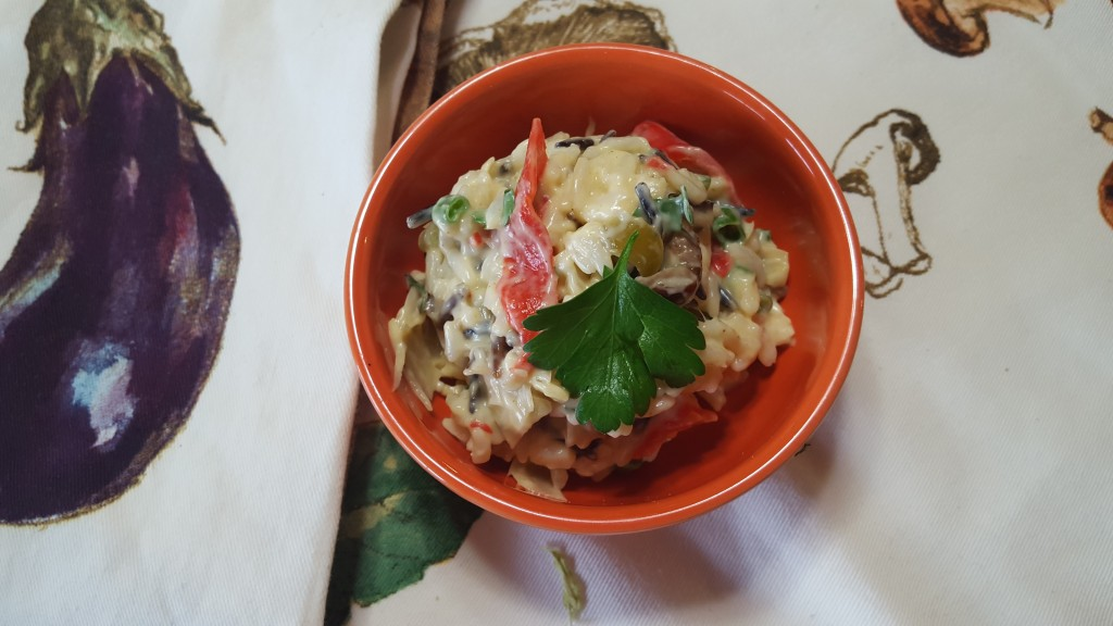 Curried Rice Salad from Eliot's Eats