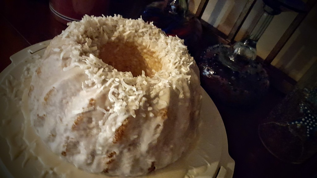 Pina Colada Cake from Eliot's Eats