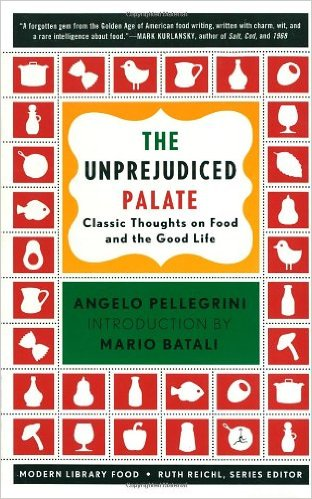 unprejudiced palate