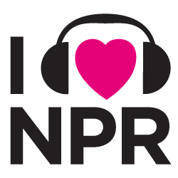 I love NPR