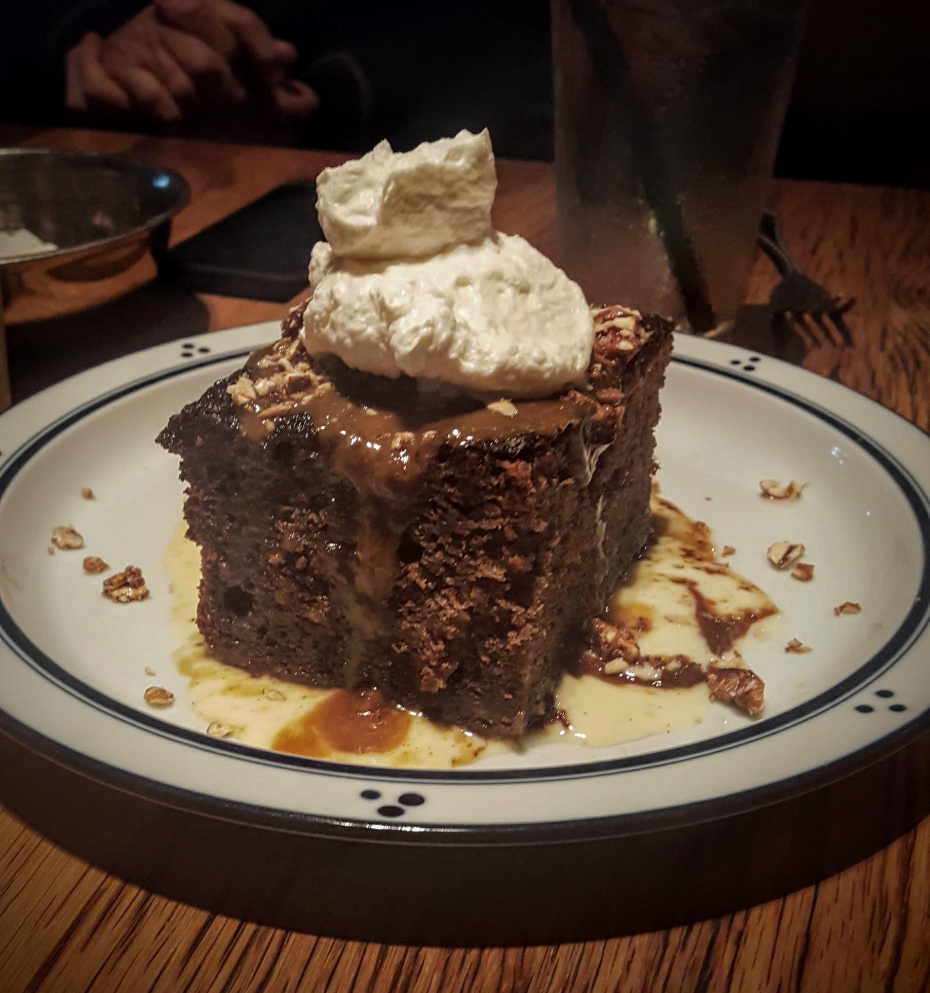 Whiskey Cake « Eliot's Eats