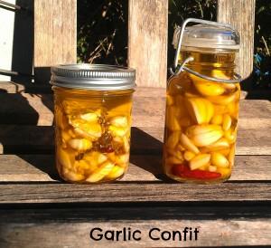garlic confit